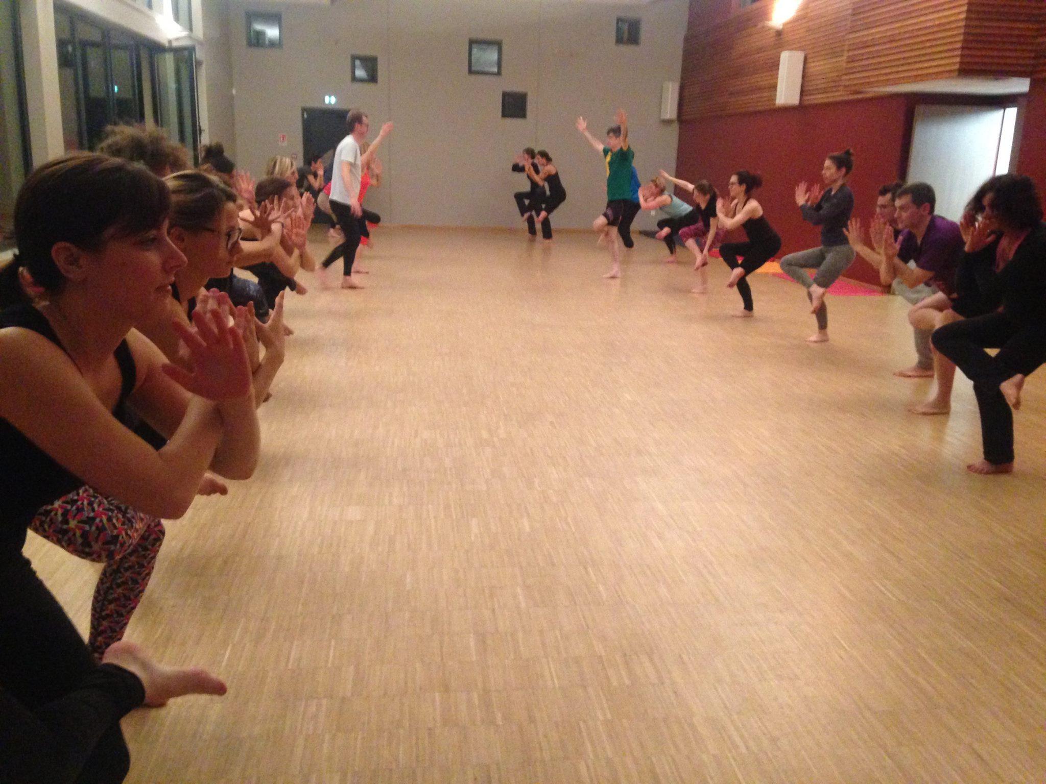 federation francophone des enseignants de yoga